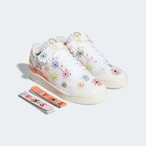 Adidas爆款预定!Forum小花花运动鞋