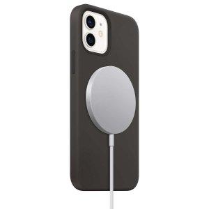 AppleiPhone 12/ 12 Pro 硅胶MagSafe保护壳+MagSafe充电器