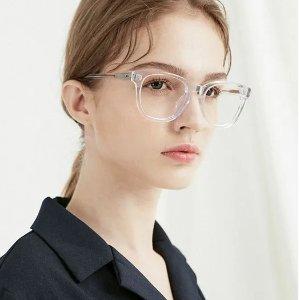 低至5折 £69收透明镜框W Concept 超chic墨镜专场热卖 选对墨镜你就是小脸怪