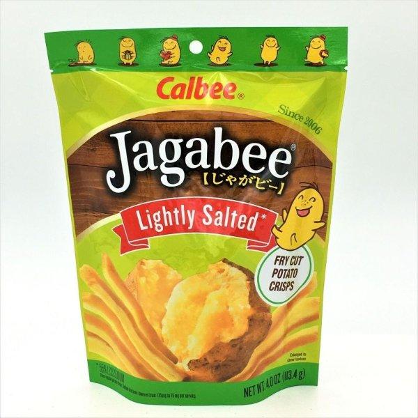卡乐B JAGABEE宅卡B 薯条先生 淡盐原味 113.4g
