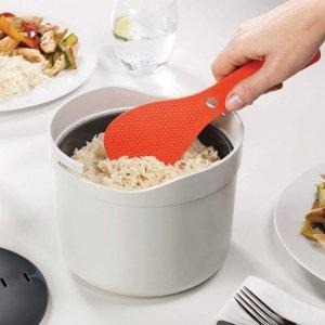 高颜值厨具 仅售€24.99Joseph Joseph 微波炉煮饭锅 无需电饭煲就能吃到香喷喷米饭