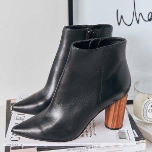 低至4折 $30收马丁靴Myer 精选女士冬靴闪促 显腿长又保暖