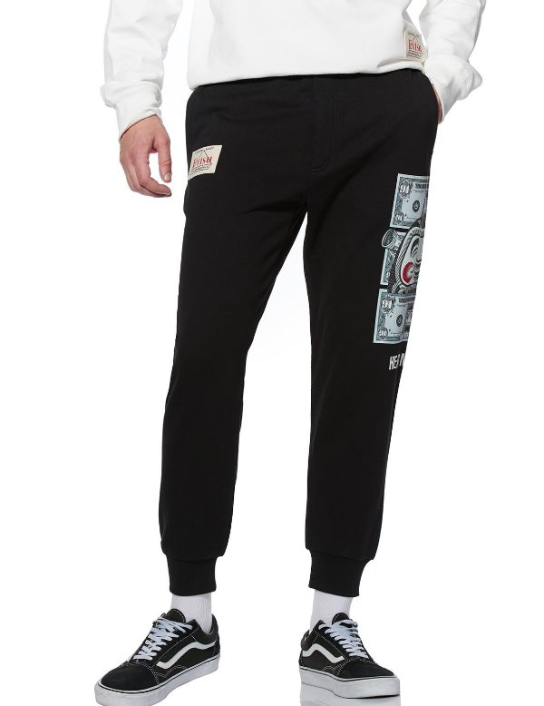 Daruma Banknote 卫裤