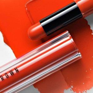 送豪华7件套上新:Bobbi Brown 通透的红苹果唇膏 温柔可人