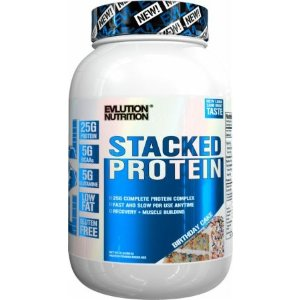 EVLUTION NUTRITIONStacked Protein | EVLUTION NUTRITION