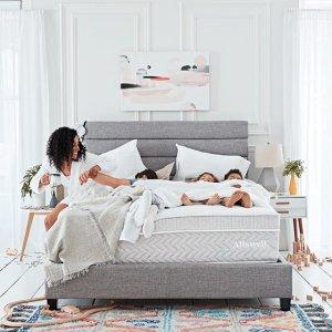 8.5折 全新至奢床垫The Supreme上市独家:Allswell 高品质床垫和设计师床品开学季热卖