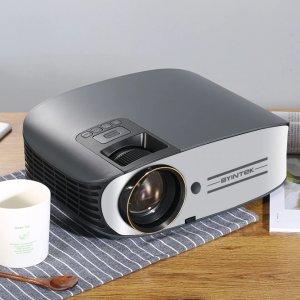 全店铺通用码DEALMOON10BYINTEK M7 200吋大屏 400流明 全高清1080p投影仪