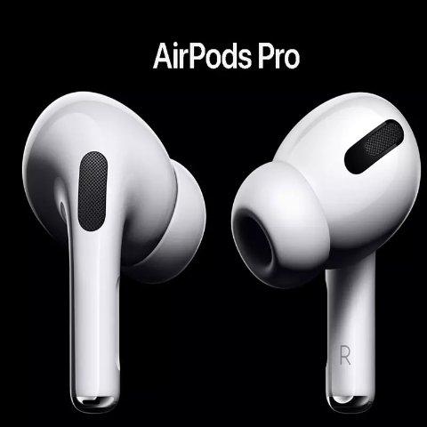 AirPods Pro 带无线充电盒史低价 佩戴舒适、降噪效果更佳