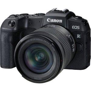 Canon EOS RP 无反相机 + 24-105mm f/4-7.1 镜头