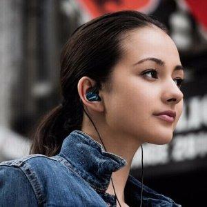 $69.99无税包邮舒尔Shure SE215入耳式耳机 双色可选