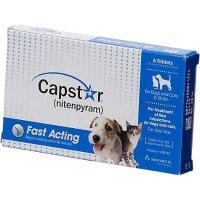 Capstar 宠物口服驱虫药