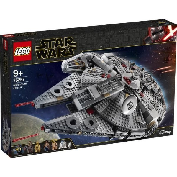 ® Star Wars™ 75257 千年隼