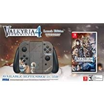$29.99(原价$59.99)《战场女武神4 Launch Edition》Switch 实体版