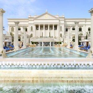 $104起拉斯维加斯4星 Caesars Palace 凯撒宫赌场度假酒店