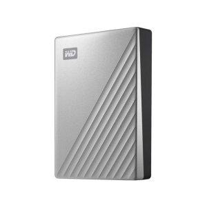 $99.99 免税包邮WD 4TB My Passport 超便携USB 3.0移动硬盘