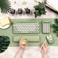 洛斐京造联名款复古键盘套装(众测)
