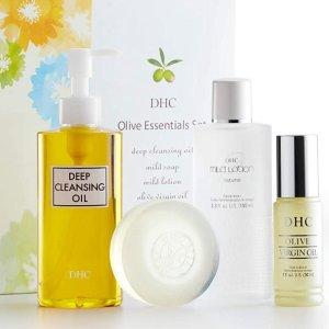 DHC Olive Essential Set on Sale