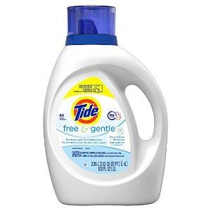 TideFree Gentle 洗衣液
