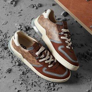 一律8折 €140收封面新款citysoleAllsole 新品大促 收Coach运动鞋、Clarks牛津鞋等
