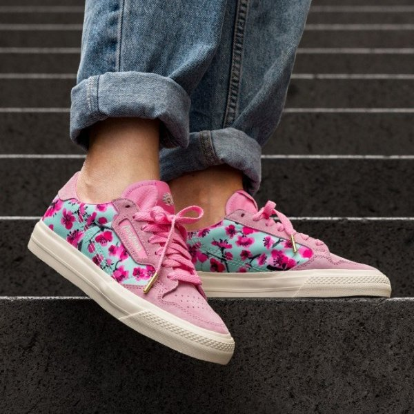 AriZona Iced Tea x adidas Originals Continental Vulc 女鞋