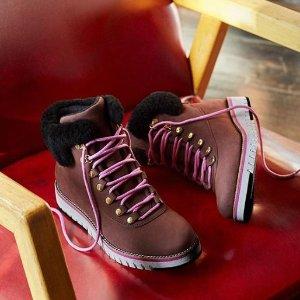 低至3.7折+最高减$70最后一天:Cole Haan 鞋履热卖 超舒服牛津鞋