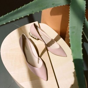 3.5折起 绝美珍珠福乐鞋$400+Nicholas Kirkwood 气质珍珠美鞋 魅力与性感的象征