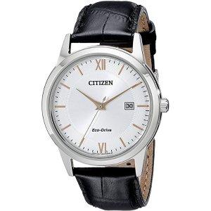 Citizen经典款光动能男士手表