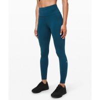 Lululemon Fast and Free 女款legging