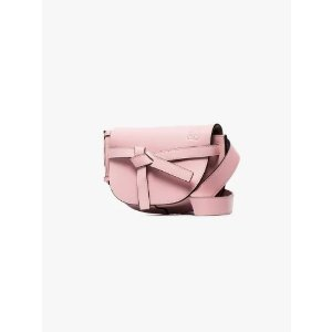 Loewepink Gate mini leather belt bag