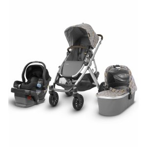 UPPAbaby2019 VISTA + MESA Travel System - Spenser/Jake