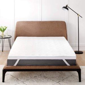 5.5折起 低至€13.99可收Amazon 床垫保护套 防水防螨易清洁 还令你的床更加柔软舒适