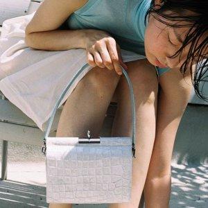 无门槛8.5折 链条包$347独家:GU_DE 韩国小众包包热卖 超独特不撞款