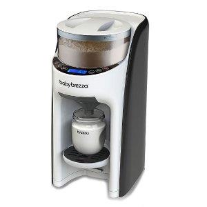 低至6折 升级版冲奶粉机降价最后一天:Baby Brezza 宝宝冲奶粉机、辅食料理机产品特卖