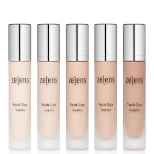 "Zelensuse code""ZELENS25""Youth Glow Foundation (30ml) (Various Shades)"