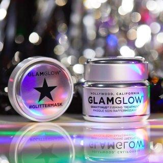 史上最闪亮,颜值最担当的发光面膜非它莫属!全新glamglow闪光面膜初体验