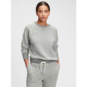 GapMarled Crewneck Sweatshirt