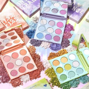 As low as $8Colourpop Tie Die  Collection New Arrival