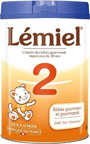 LEMIEL2段宝宝标准奶粉