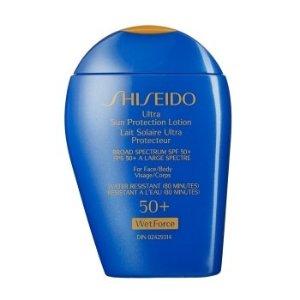 Shiseido艳阳水离子高效防晒 SPF 50+ (国际版)