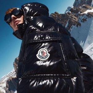 低至8折 Logo羽绒背心$800+Moncler 时尚专区 反光羽绒服、经典夹克 渔夫帽$300+