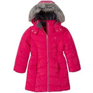 2折起 反季超划算Reebok、CK、MK等儿童冬季保暖棉服清仓