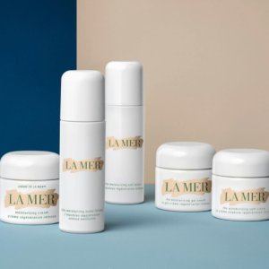 Free Deluxe Sample Duo + Free Shippingwith Any Online Purchase @ La Mer