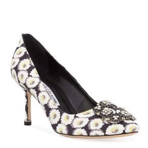 Up to 40% Off + Extra 25% Off Manolo Blahnik @ Bergdorf Goodman