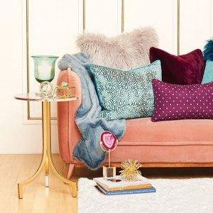 8折 + 额外9折 + 包邮T.J.Maxx 全场家具、家居装饰品热卖