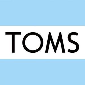 满$75减$15 满$100减$20最后一天:Toms官网 春季印花款帆布鞋热卖 收厚底新款帆布鞋