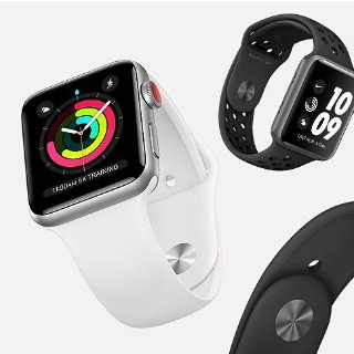 $189Apple Watch Series 3 (GPS, 38mm)