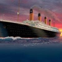 泰坦尼克号装置展