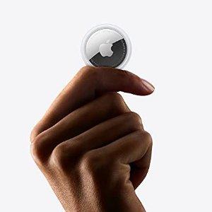 Apple预定中,4/30正式发布AirTag 追踪器