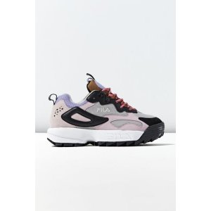 FILA 拼色运动鞋