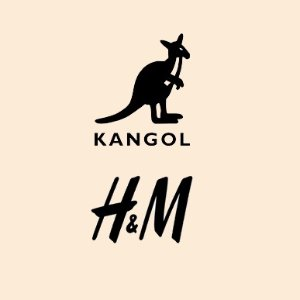 卫衣、羽绒服还有货H&M × Kangol袋鼠 神仙联名重磅来袭 随时补货请多刷